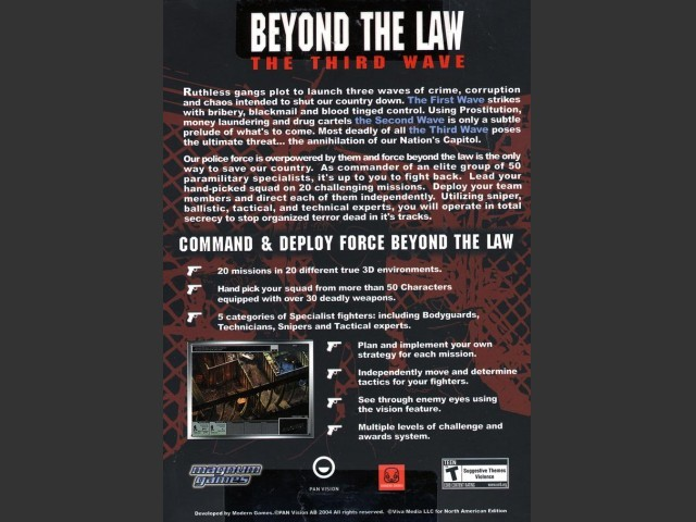 Beyond the Law: The Third Wave (2004)
