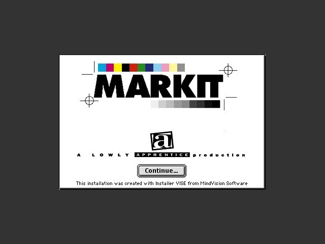 ALAP MarkIt XTension (1998)