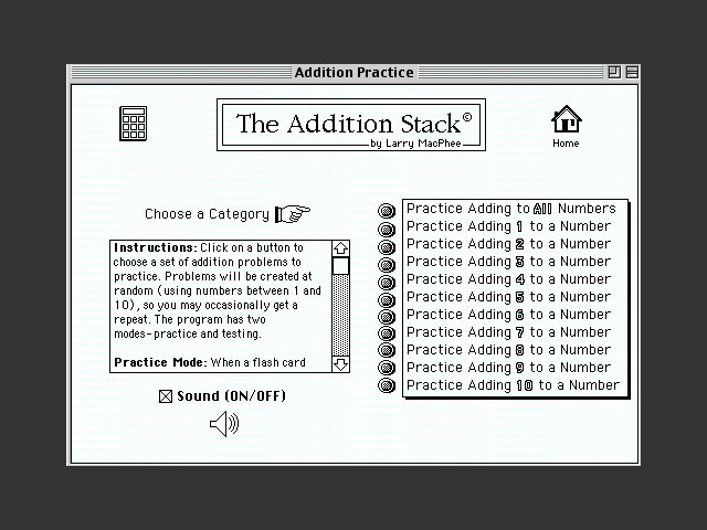 Latest Math Stacks (1998)