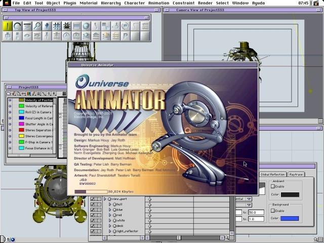 Electric Image Universe 3 (2000)