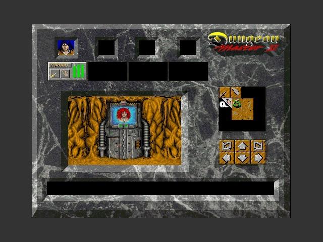 Dungeon Master II: The Legend of Skullkeep (1995)