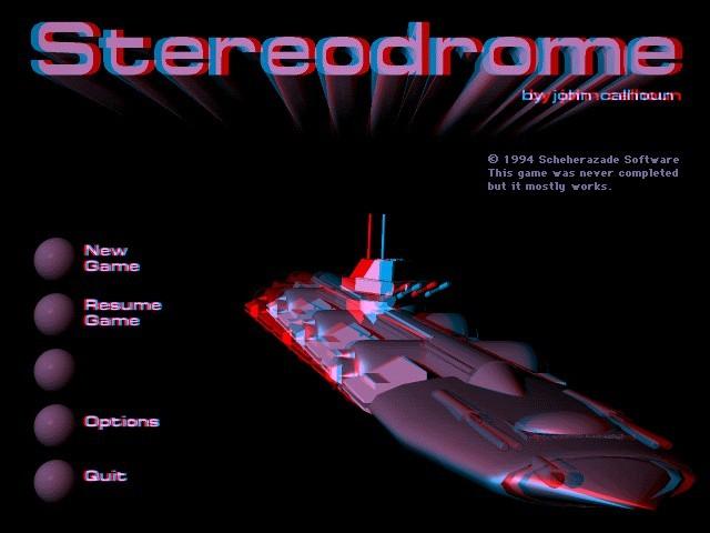 Stereodrome (1994)