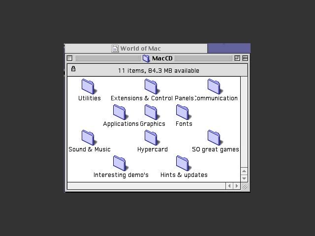 World of Mac (1994)