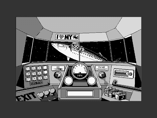 Cosmic Osmo and the Worlds Beyond the Mackerel (CD version) (1990)