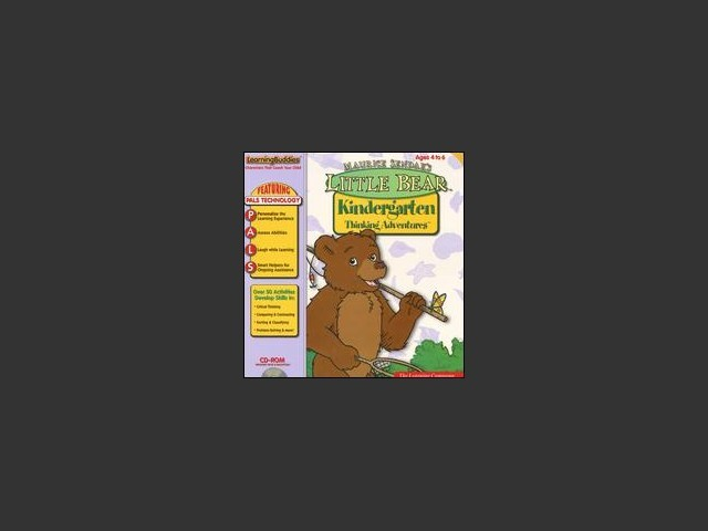 Little Bear: Kindergarten Thinking Adventures (2000)