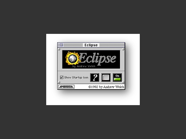 Eclipse (1995)