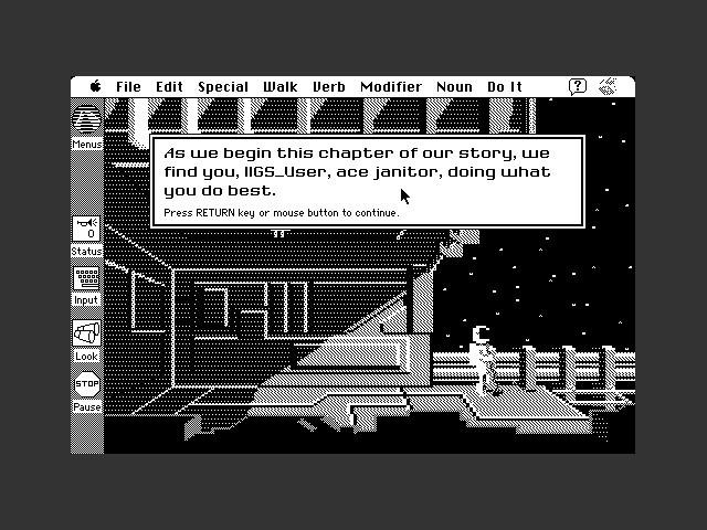 Space Quest II: Vohaul's Revenge (1988)