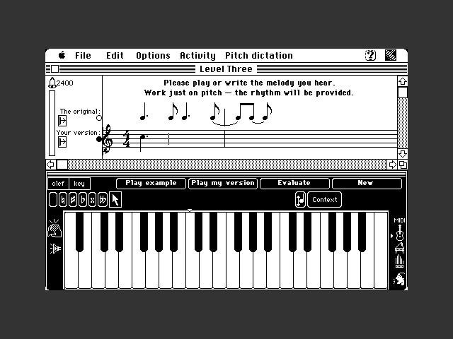 Practica Musica (1995)
