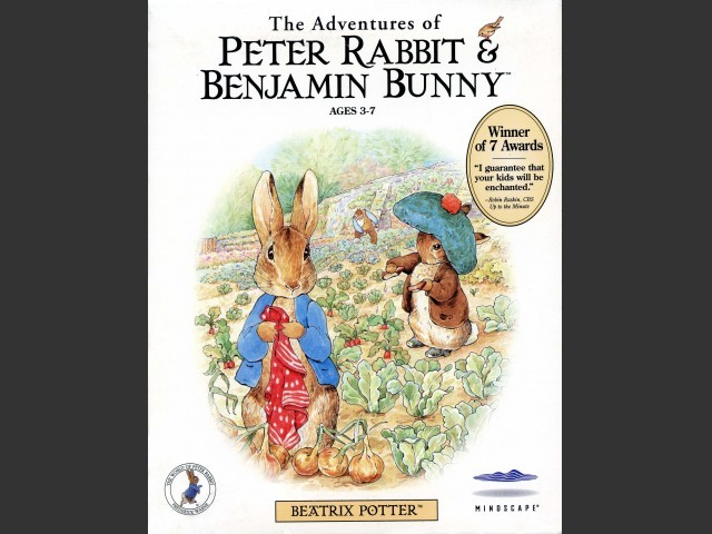 The Adventures of Peter Rabbit & Benjamin Bunny (1996)