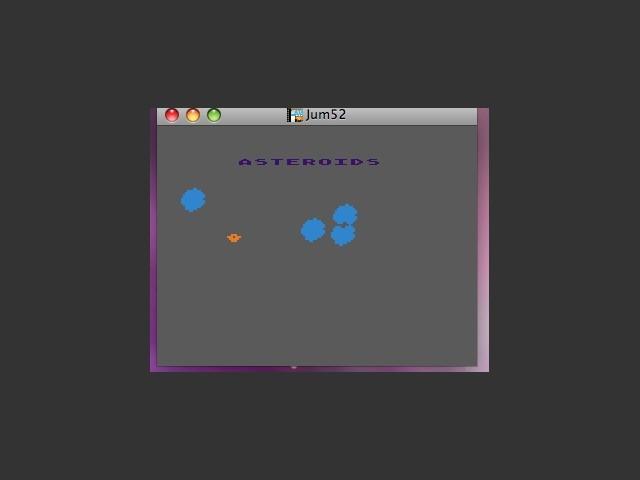 Jun52 - Atari 5200 Emulator (2010)