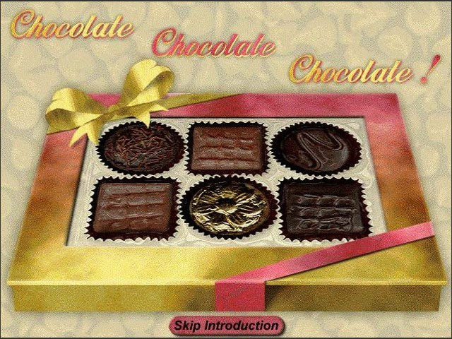 Chocolate, Chocolate, Chocolate (1997)