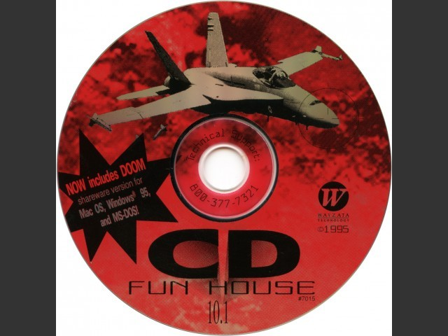 CD Fun House 10 (1995)
