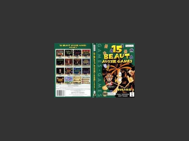 15 Beaut Aussie Games Volume 3 (2002)