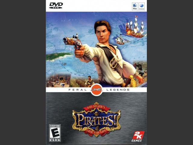 Sid Meier's Pirates!: Live the Life (2008)