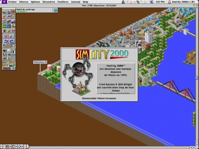 SimCity 2000 CD Collection (1993)