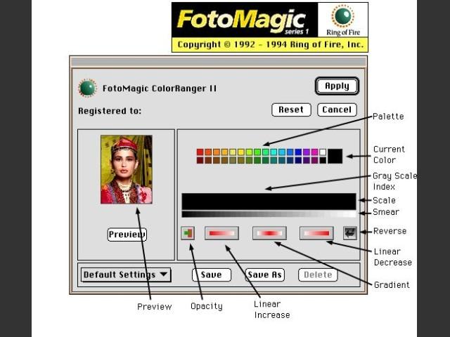 FotoMagic 1.2 (1994)