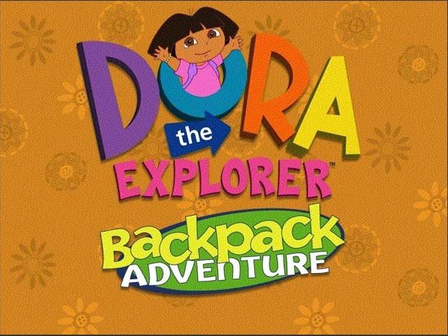 Dora the Explorer: Backpack Adventure (2002)
