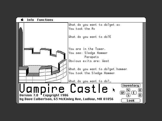 Vampire Castle (1986)