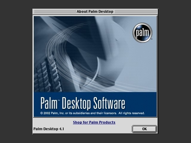 Palm Desktop (2000)