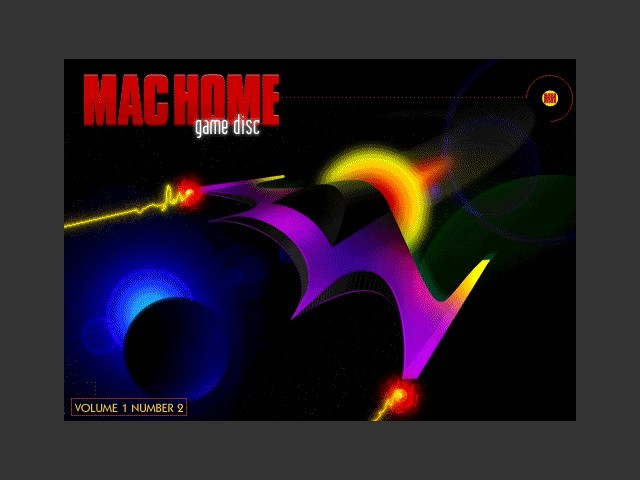MacHome Game Disc (1996)