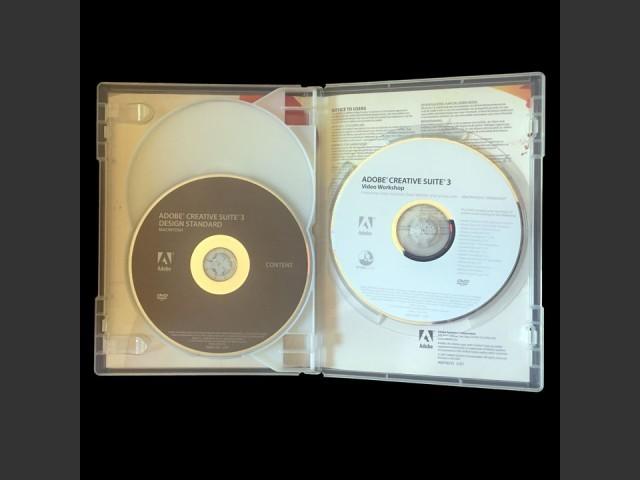 Adobe Creative Suite 3 Macintosh Repository