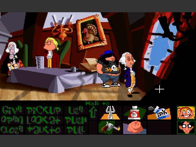Day of the Tentacle (1995)