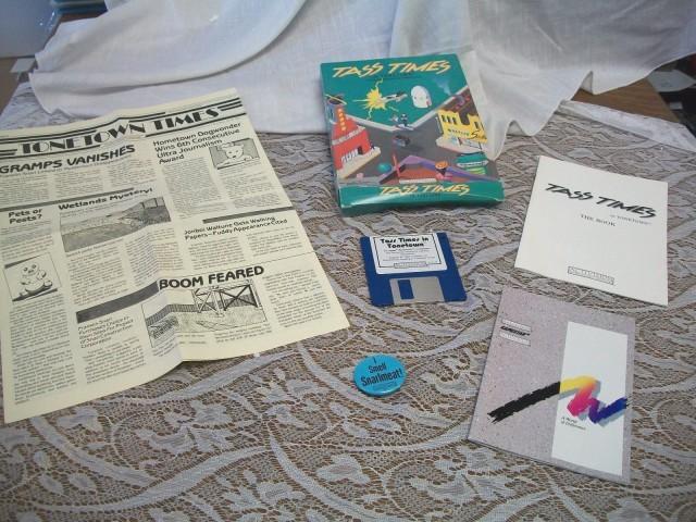 Tass Times in Tonetown (1986)