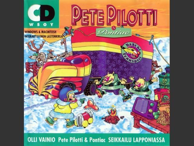 Pete Pilotti & Pontiac: Seikkailu Lapponiassa (1995)