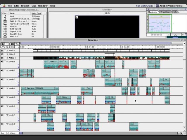 Adobe Premiere 6.5 (2002)