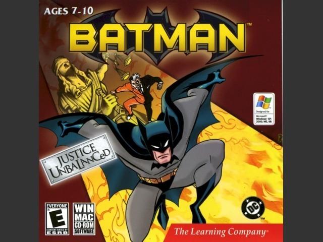 Batman: Justice Unbalanced (2003)