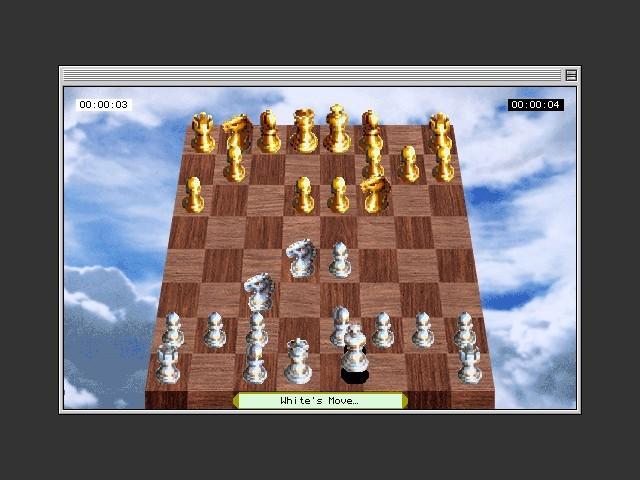 Sargon V: World Class Chess (1994)