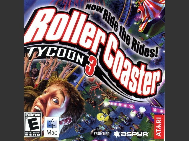 RollerCoaster Tycoon 3 (2005)