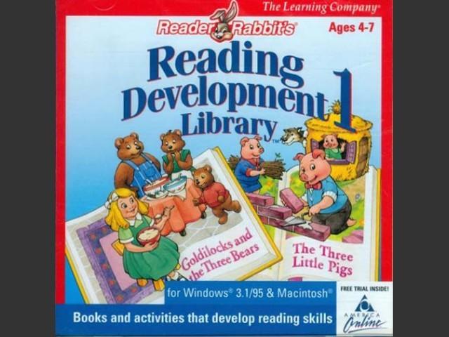 Reader Rabbit's Reading Development Library 1 (1997)
