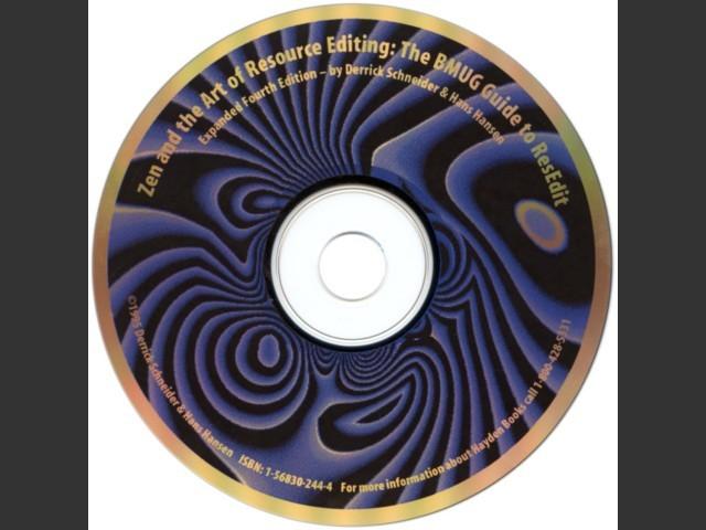 BMUG - Zen ROM v2.0 + Zen and the Art of Resource Editing (1995)