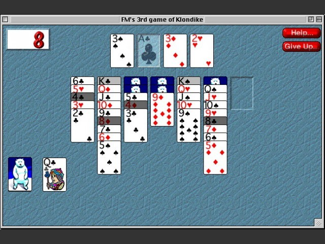 Eric's Ultimate Solitaire (1992)