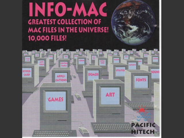 Info-Mac May 1993 CD (1993)