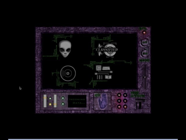 Interface/Home Screen