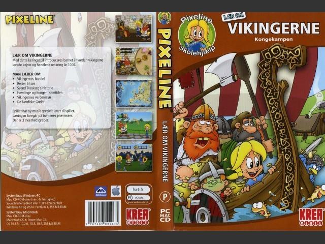 Pixeline Vikingerne Kongekampen (2008)