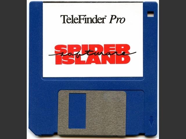 TeleFinder Pro 2.02 (1992)