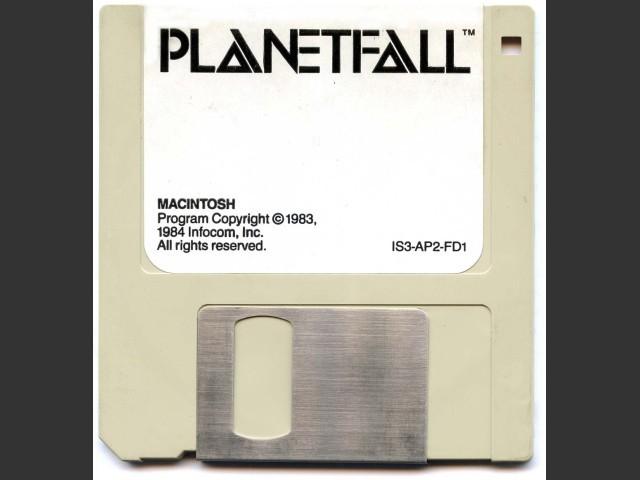 Planetfall (1984)