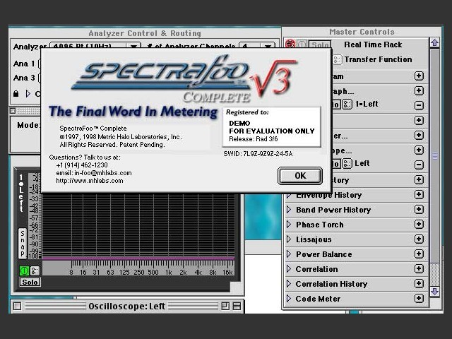 Spectrafoo 3 Complete (1998)