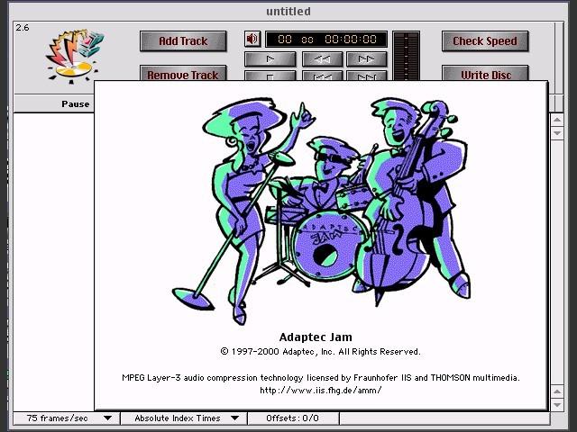 Adaptec Jam (1997)