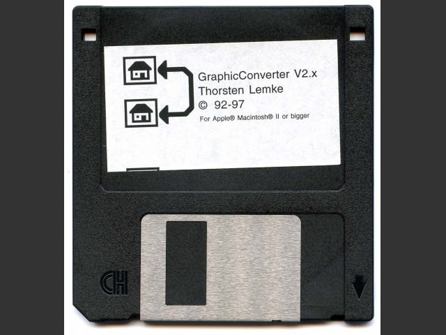 GraphicConverter 2.x (1997)