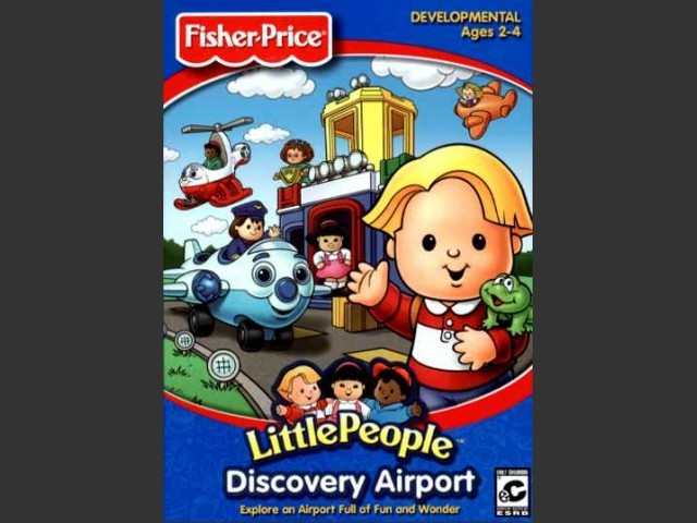 Little People Discovery Airport (2002)