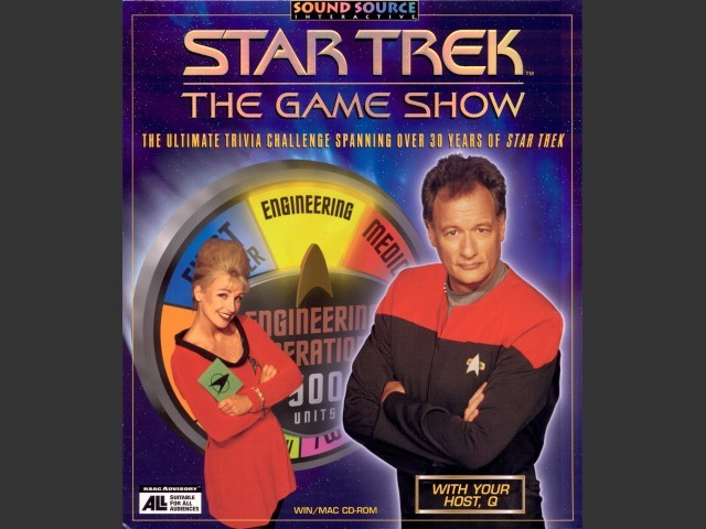Star Trek: The Game Show (1998)