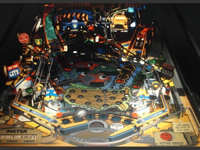 Pro Pinball: Big Race USA (1998)
