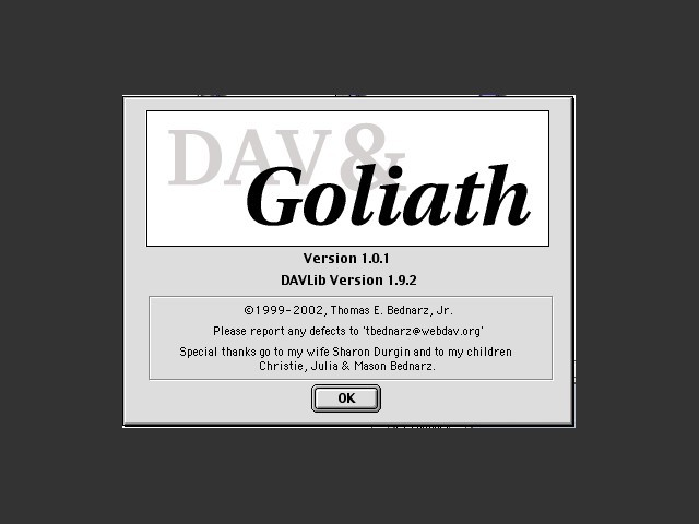 Goliath (1999)