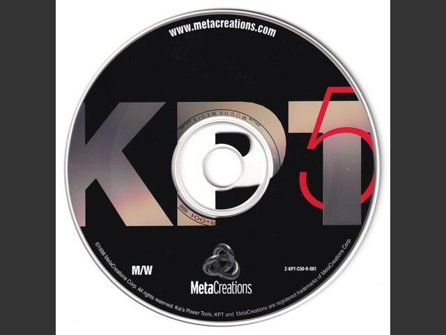 Kai's Power Tools 5 (1998)