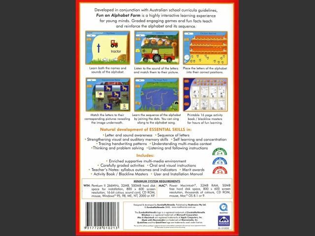 Fun on Alphabet Farm (2002)