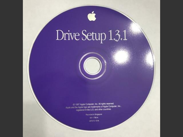 691-1796-A,,Drive Setup v1.3.1 (CD) (1997)